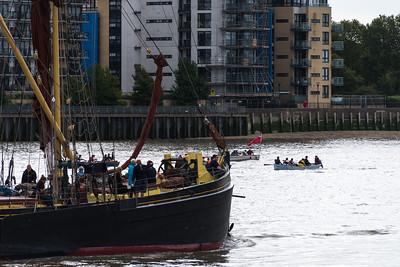 Thames Boat Race - Sept 2018