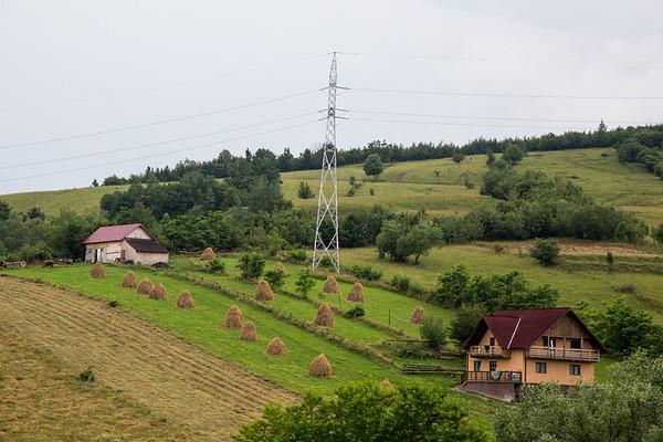 Pensiunea Belvedere Voronet, Gura Humorului, Romania - June, 2016