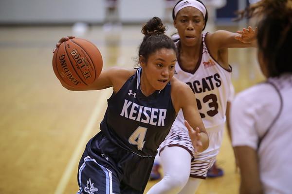 Keiser at St. Thomas 12-6-18 1st Half