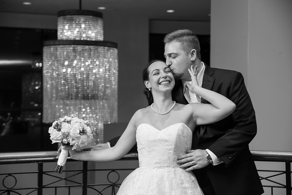 Alexis and Daniel's Wedding 10-22