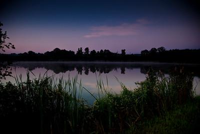 Fishing at Swamp Whitetails