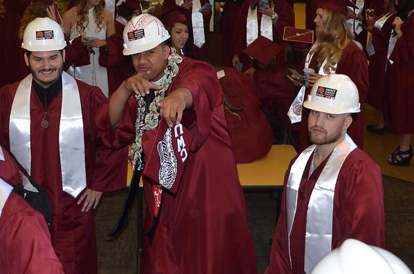 CWU Graduation