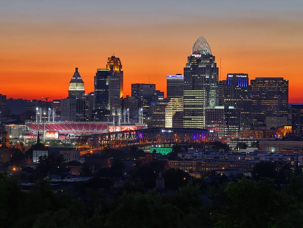 Cincinnati, Ohio - Seen Around Town