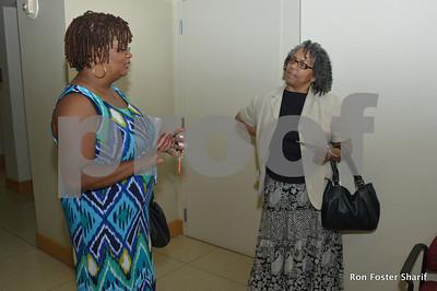 Ms Bessie Garrett's 80th Birthday Party: Indpl's, Ind