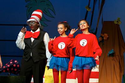 2013, Crestwood Musical