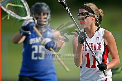 5/20/2014 - Quarterfinal Playoff Game (Girls) - Oswego vs. Carthage - Carthage Central School District, Carthage, NY