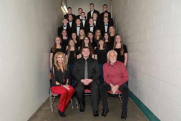 12-17-17 Glens Falls, NY Choir