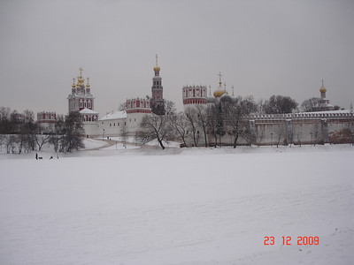 2009-12-23 Новодевечий пруд