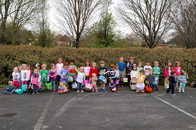 2018 Wee Group Egg Hunt