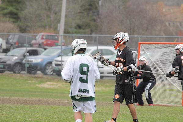 Boys Lacrosse Middlebury Rematch