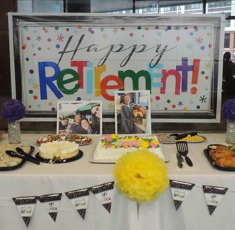 Rachel's Retirement Party 3-29-2019