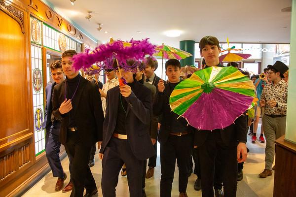 Mardis Gras Parade