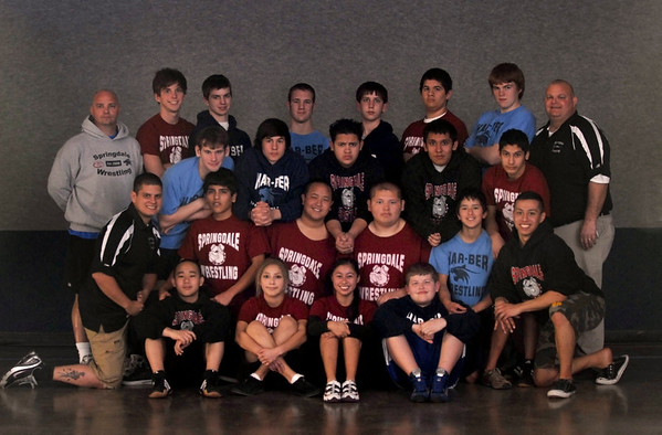 2008 Springdale Wrestling Club