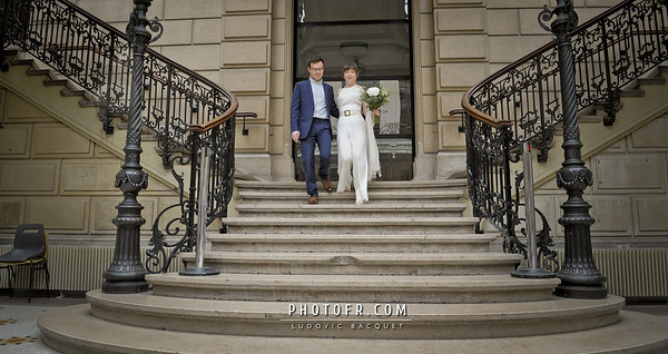 2017 Aug 12 - Paris Wedding