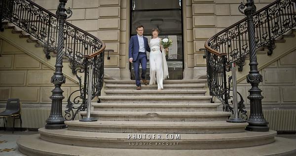 2017 Aug 12 - Paris Wedding
