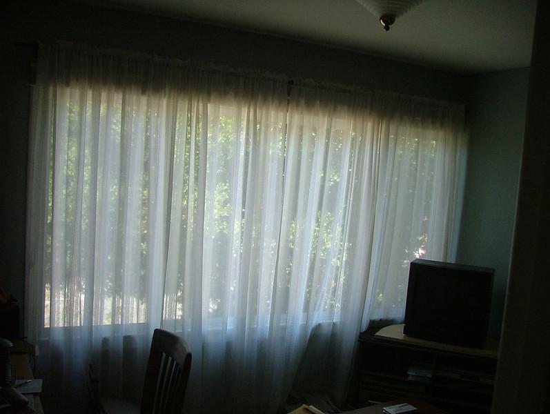 window in front bedroom