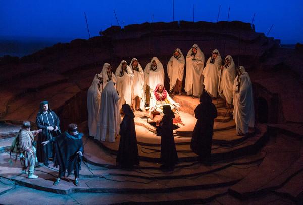The Magic Flute, Utah Opera, March 2013