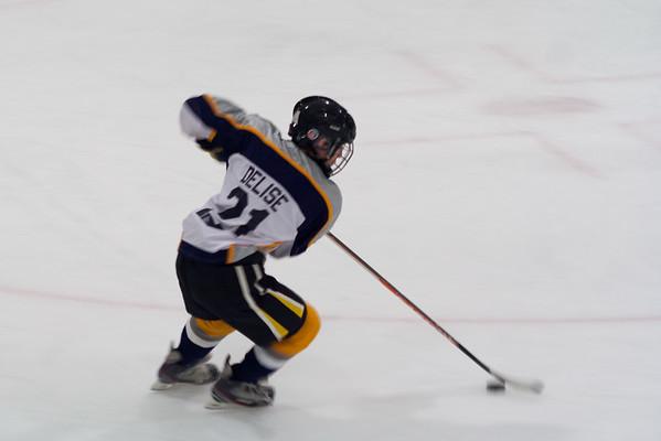 Harrington Havoc at Hatfield Ice Hawks 10-26-2014