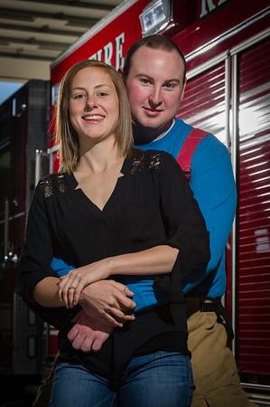 Hannah & David Engagement