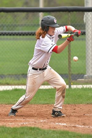 Novell at St. Louis Varsity Baseball 5-3-2021
