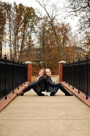 Tania and Madison | Seniors