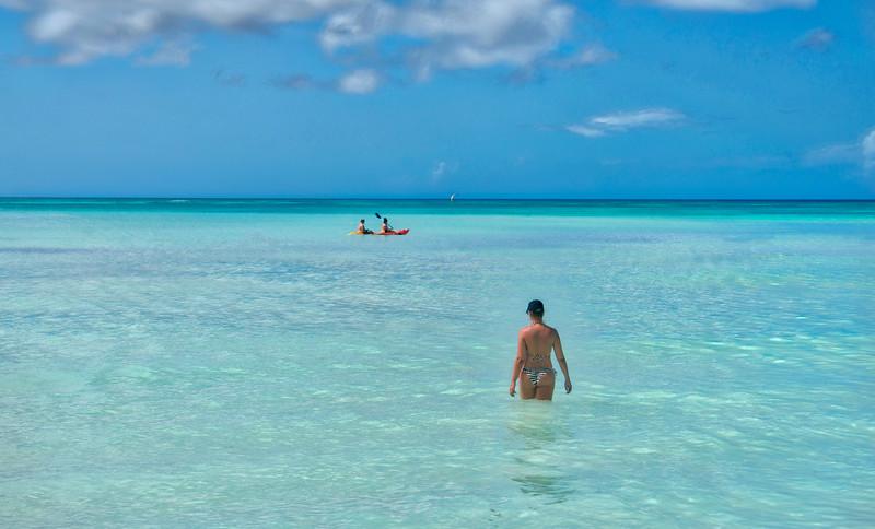 Perfect Water in Aruba
