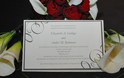 Elizabeth & Andre Robinson-Sept. 3, 2011