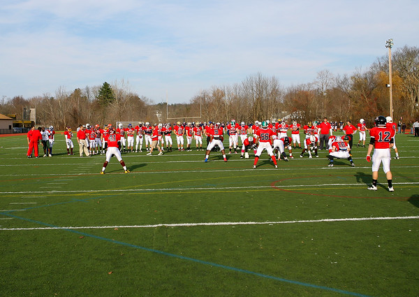 Section 1 Exceptional Senior Football Game