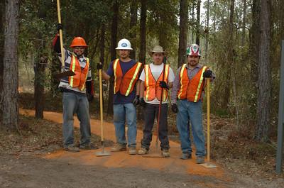7 March 2011 Trail Dynamics on Munson