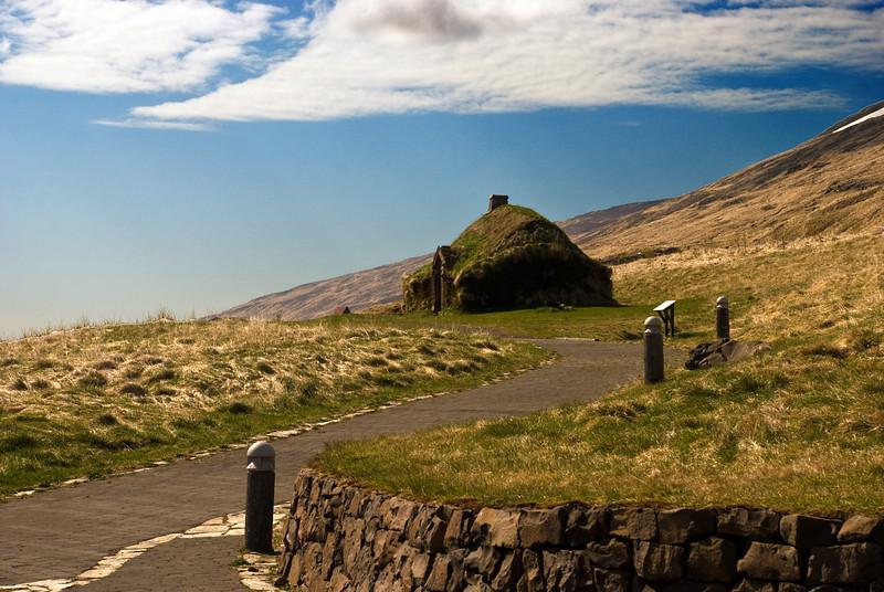 Tilgátubærinn Eiríksstaðir