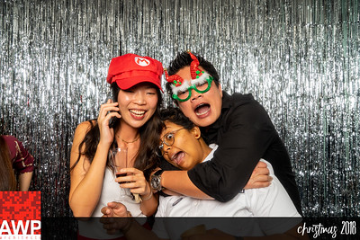 AWP Christmas Party 2018