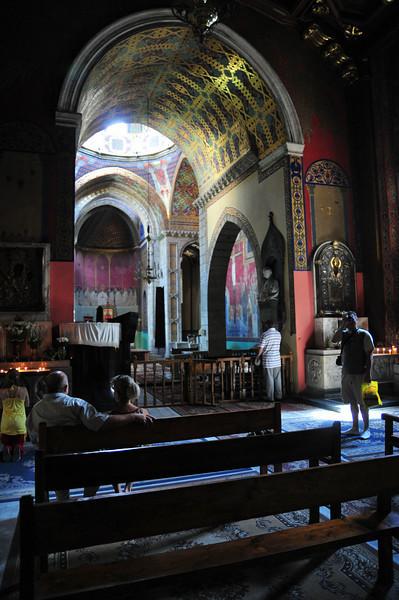Следуюшая церковь - теперь Армянская. Они в Львове 500 лет как живут.