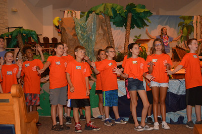 VBS 2018 Week 2 Day 1