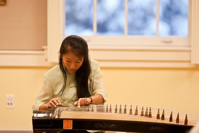 2008-12-20 Guzheng Students Recital