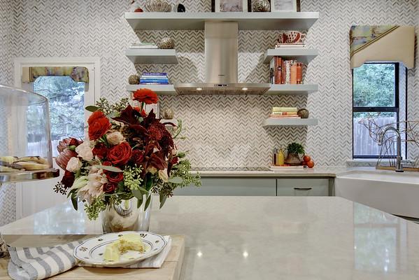 Turnstyle Interior Design | Lieve Saether: Kitchen, Bath, Dining