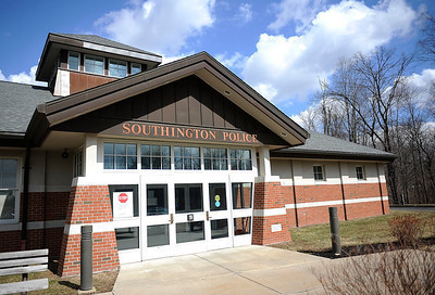 3/20/2014 Mike Orazzi   Staff The Southington Police Station.