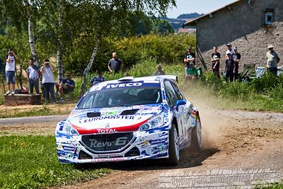 Rallye de la Plaine 2017