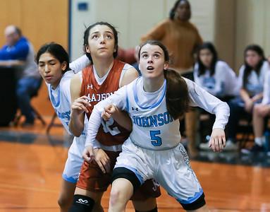 Girls Varsity Basketball vs Johnson 012520
