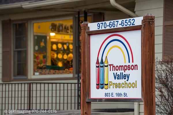 Loveland Chamber of Commerce - Business Before Hours - Thompson Valley Preschool - 01/16/2019