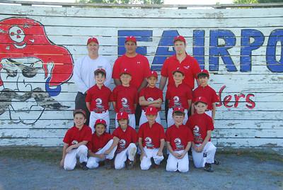 Red Rage 8U 2011