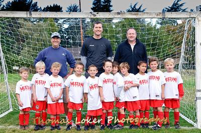 Mustang Soccer 2009 - Team Sting vs Jedi Warriors