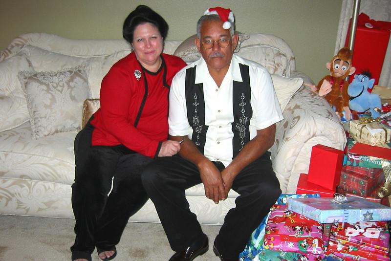 2004-12-24   Yazmine's Baptism - Orlando