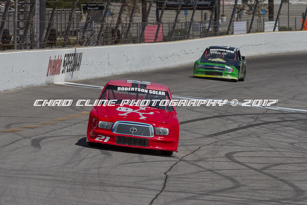 Truck open Practice and Qualifying Sat April 22nd