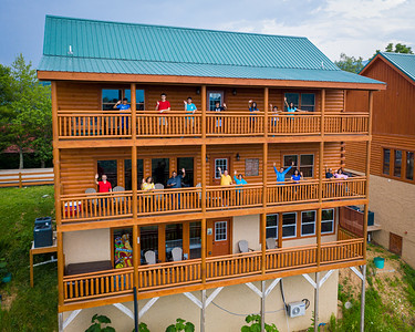 Gatlinburg Group Cabin Trip 07-2020