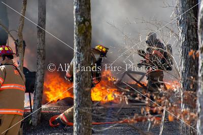 20210104 - Unincorporated Lebanon - Camper Fire
