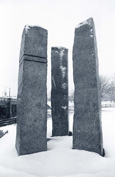 Caelum Moor Snowstorm
