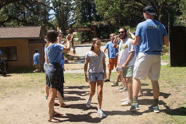 2015 Redwood Camp Week 8 - Aug 2–8
