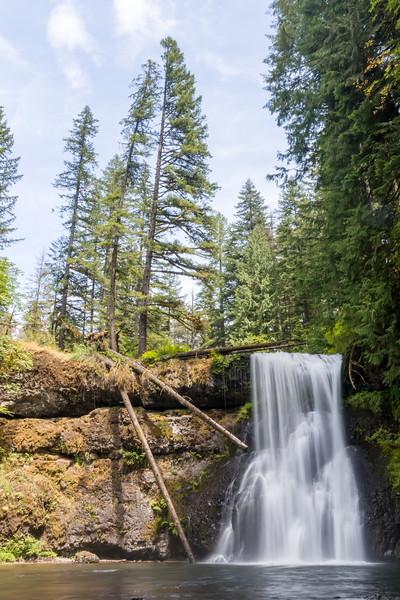 Trail of Ten Falls