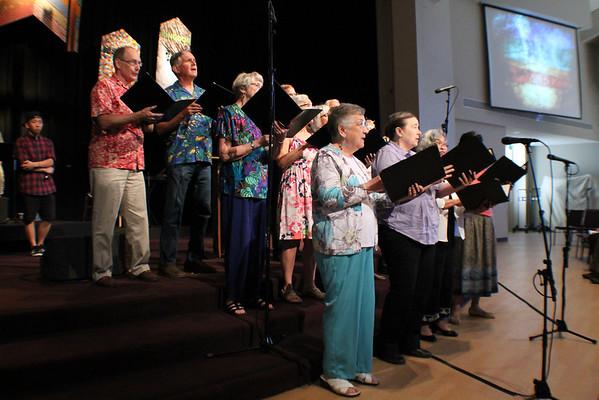 2016.06.05 Celebration Sunday Service