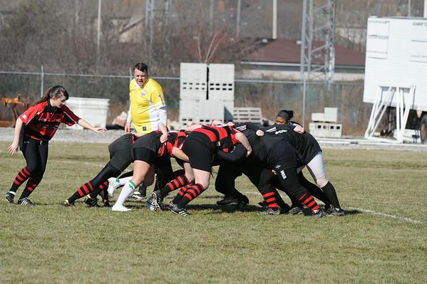 NIU Womens Rugby